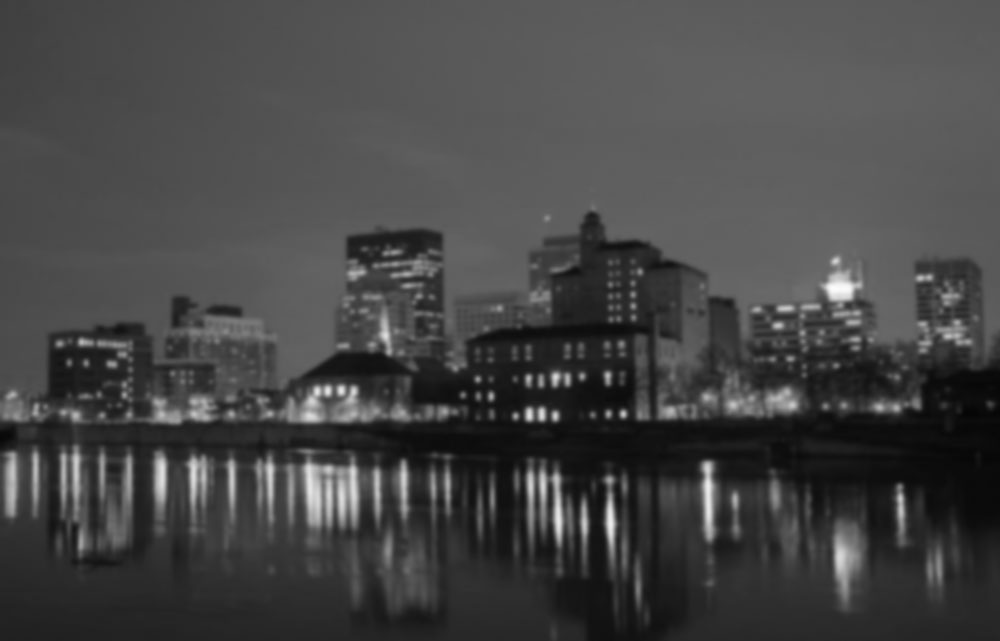 Skyline-Dayton-Ohio-BW